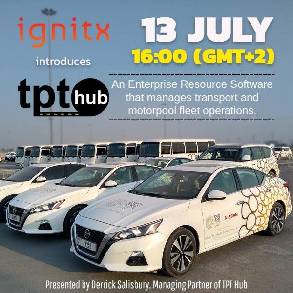 TPT Hub Presentation to IGNITX